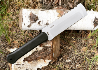 "Лопата ""Минёр"", рукоять термоэластопласт, покрытие антиблик, ножны кордура"