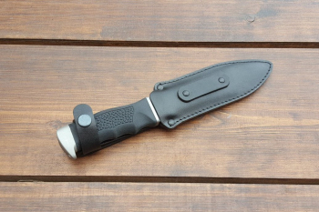 Ножны для ножа Антитеррор-Р из натуральной кожи
