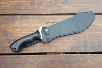 Ножны для ножа Елань из натуральной кожи
