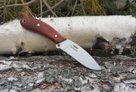 Нож  Боровик-3 (универсальный), рукоять дерево, покрытие антиблик