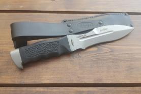 Нож  Каратель-Р, версия Маэстро рукоять резина, покрытие антиблик