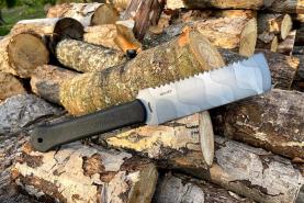 Лопата Минёр, рукоять термоэластопласт, покрытие камуфляж, ножны кордура