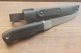 Нож  Смерш-2 (6мм), рукоять резина, покрытие антиблик