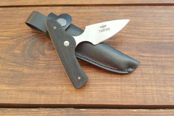 """Нож складной """"Тайпан"""", пластиковые накладки, покрытие антиблик"""