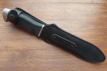 Ножны для ножа Витязь 170 мм из натуральной кожи