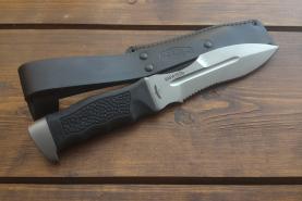 Нож  Каратель-Р, версия ВЗМАХ, рукоять резина, покрытие антиблик